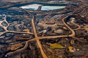 tar sand exploitation