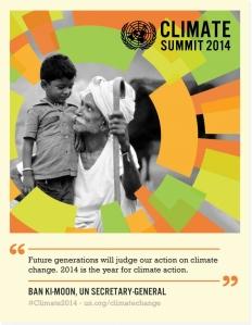 Climate Summit 2014 - Momentum image 1