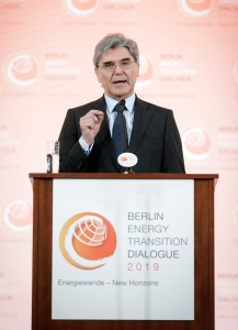 Berlin Energy Transition Dialogue 2019